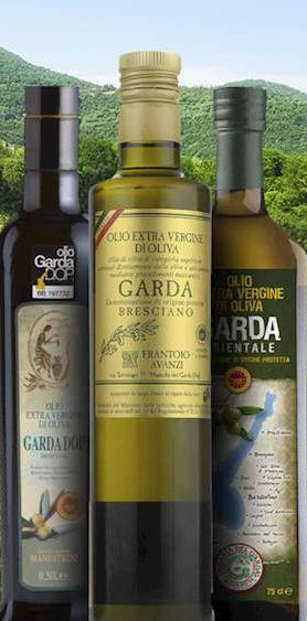 affordable types of food gifts to bring back from Venice garda pdo olive oil veneto