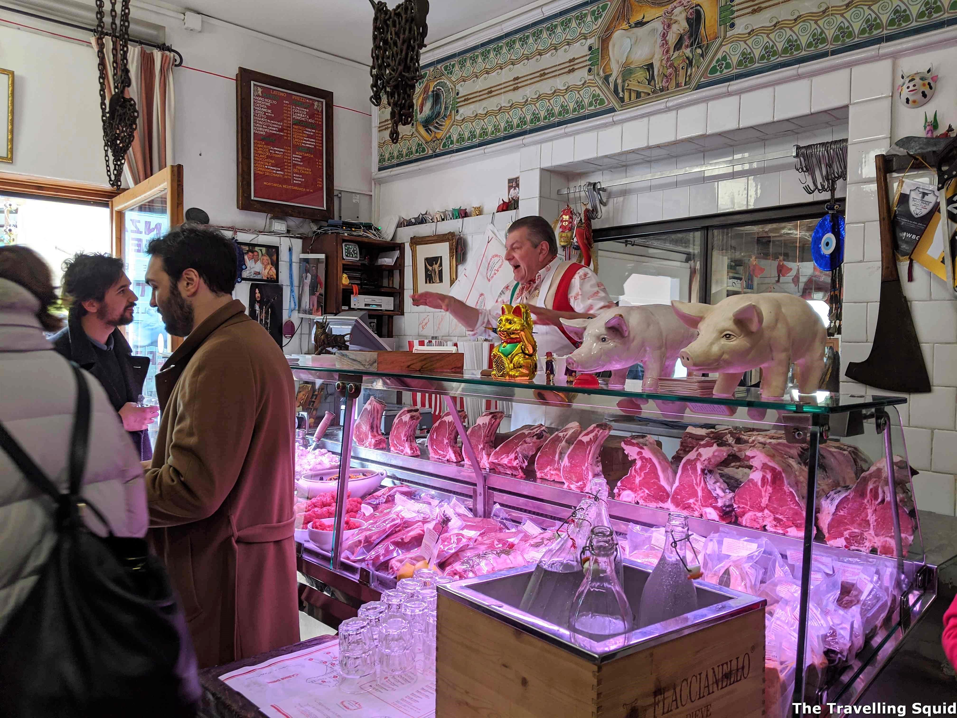 butcher Dario CecchiniSolociccia