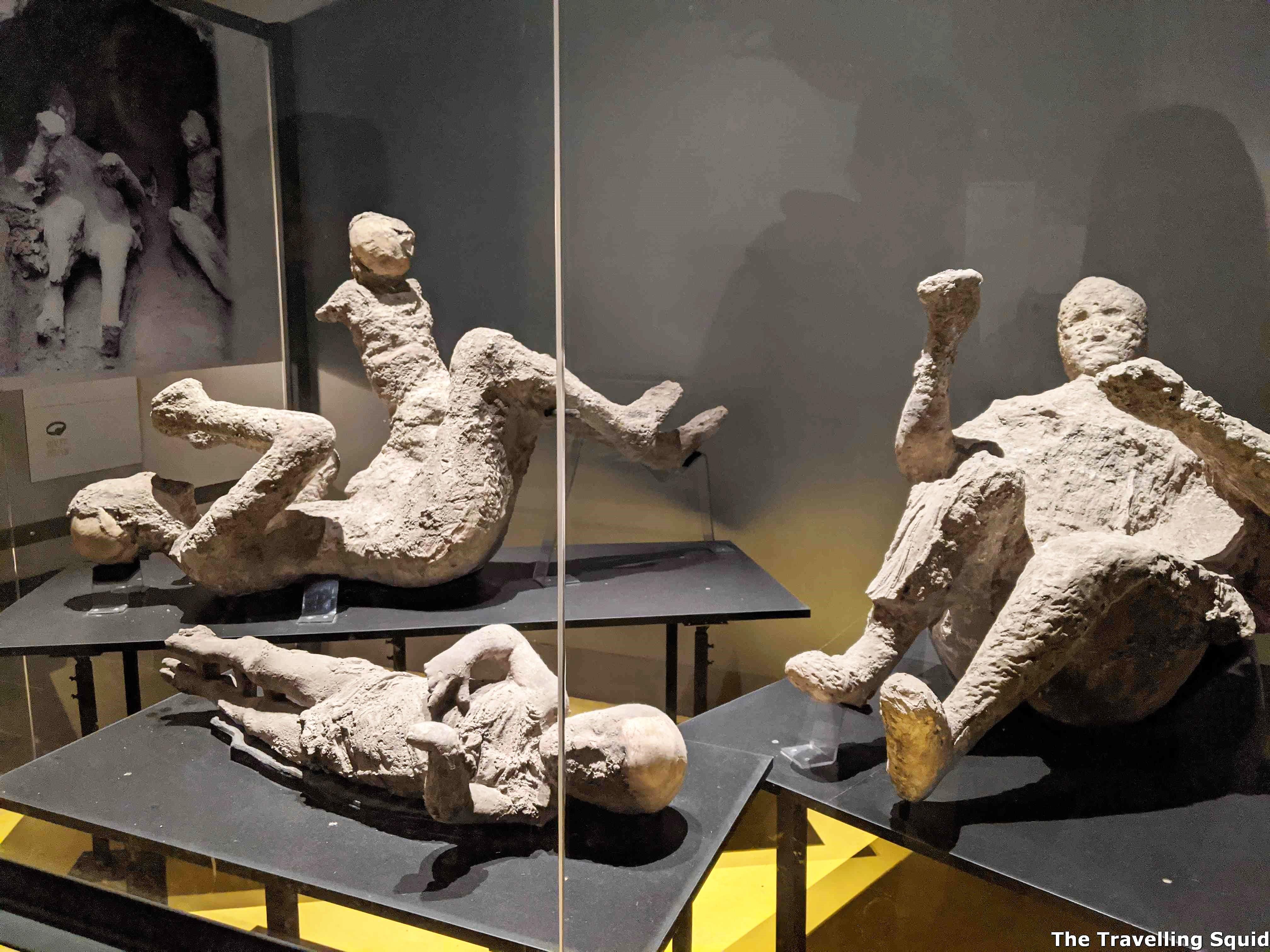 pompeii museum mummies