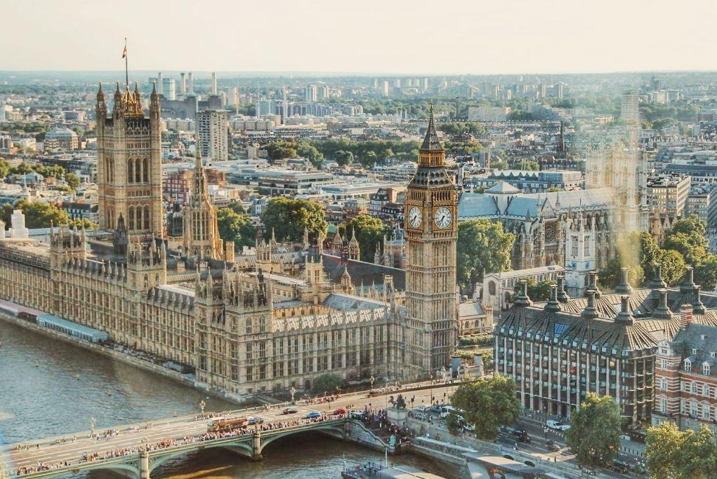 the big ben london