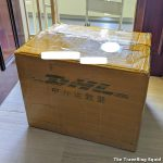 3 shipping options to relocate items from Beijing back to Singapore US and Thailand