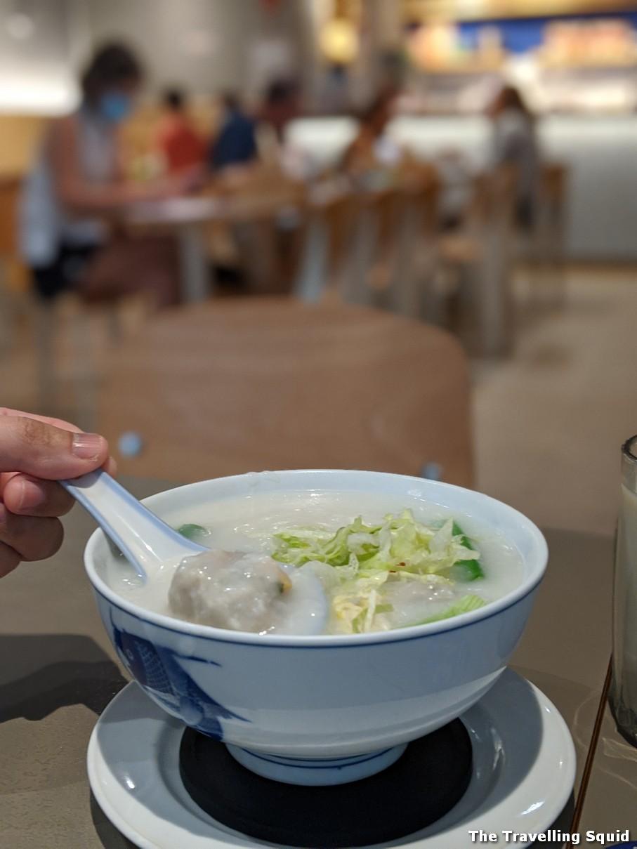 mui kee singapore dace congee