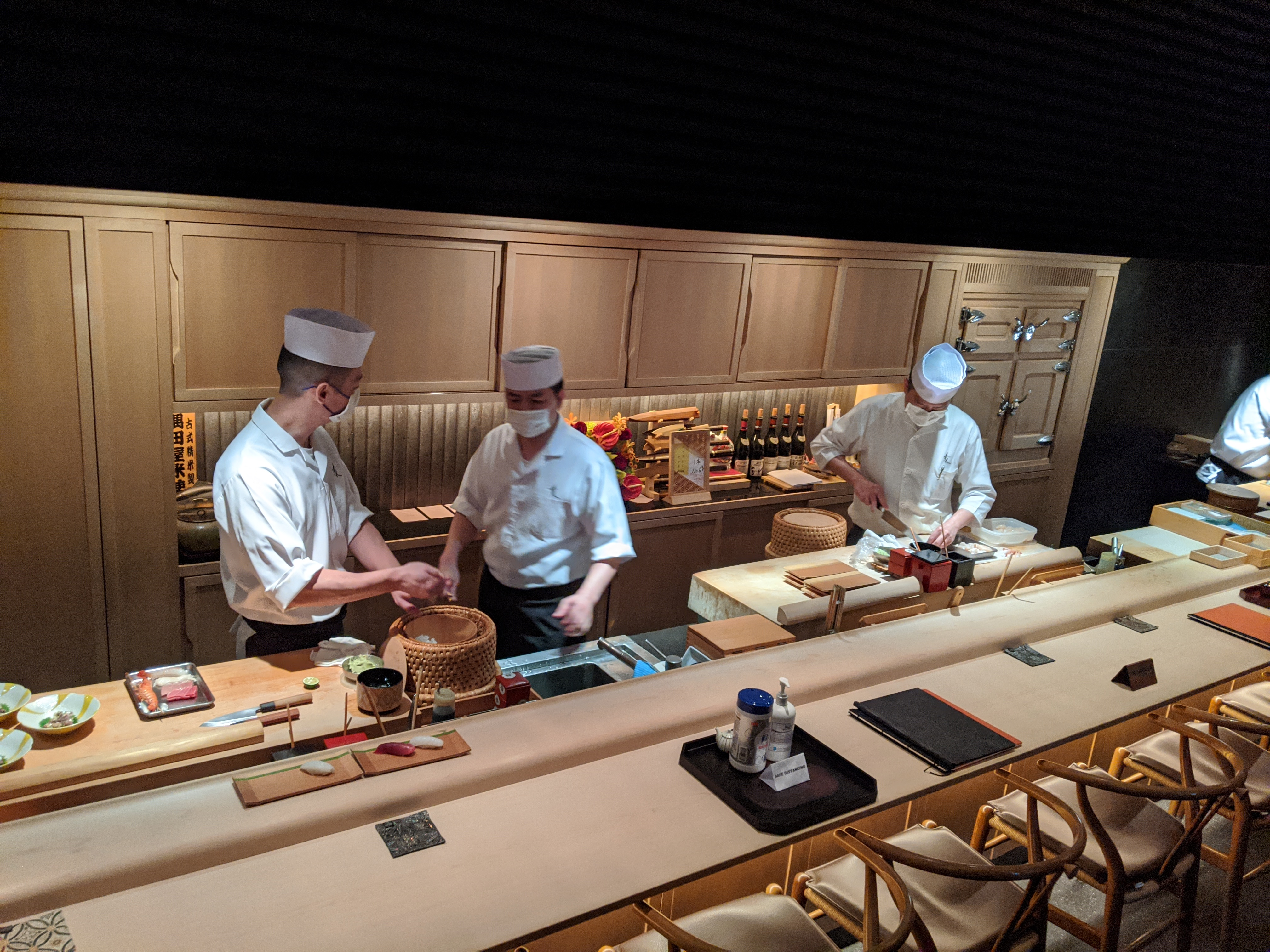 aoki singapore omakase sushi eateries to visit near Orchard Shaw Centre