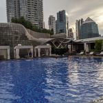 A two day staycation at Marriott Tang Plaza Hotel