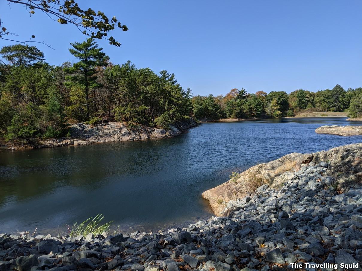 middlesex fells reservation reservoir