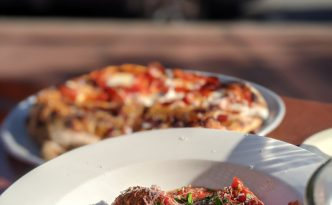 meatballs Review of Picco Pizza and Ice Cream in Boston