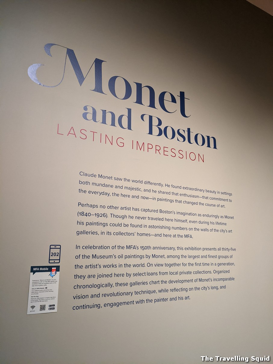 monet and boston mfa