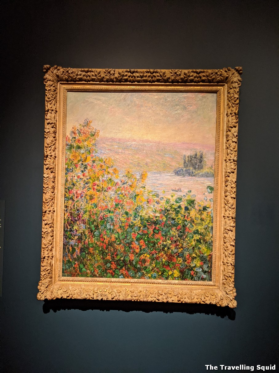 Monet and Boston exhibition at the Museum of Fine Arts
