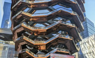 Vessel at Hudson Yards in NYC