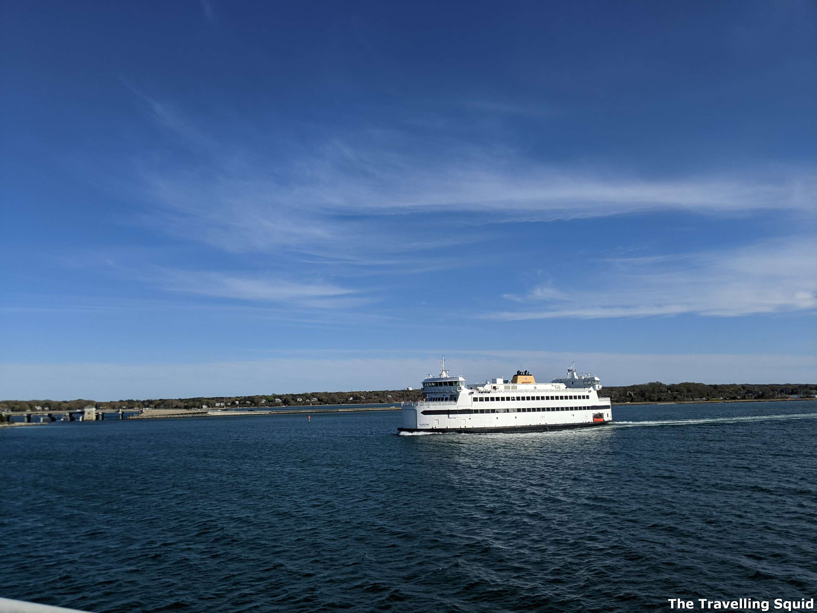 ferry places to visit in Marthas Vineyard